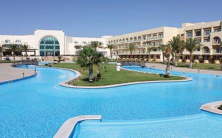 Egypt - Safaga letecky na 8-22 dnů, all inclusive