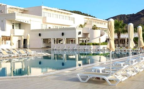 Turecko, Bodrum, letecky na 8 dní all inclusive