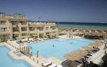 Egypt - Soma Bay letecky na 5-12 dnů, all inclusive