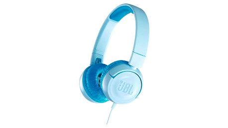 JBL JR300 modrá