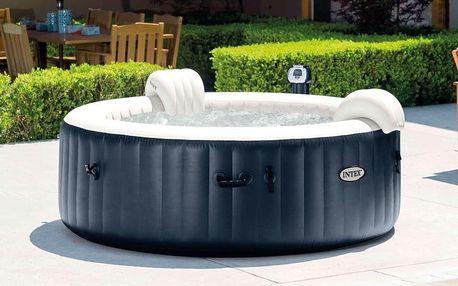 Marimex Bubble Pure Spa HWS Bazén vířivý nafukovací - MODRÝ
