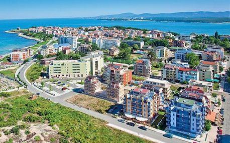 Bulharsko - Primorsko letecky na 8-12 dnů, all inclusive