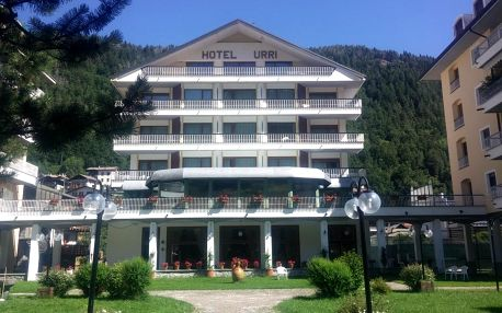 Itálie: Hotel Urri