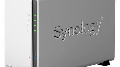 Synology DS218j bílé (DS218j)