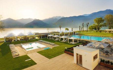 Itálie - Italská jezera na 8 dnů, polopenze