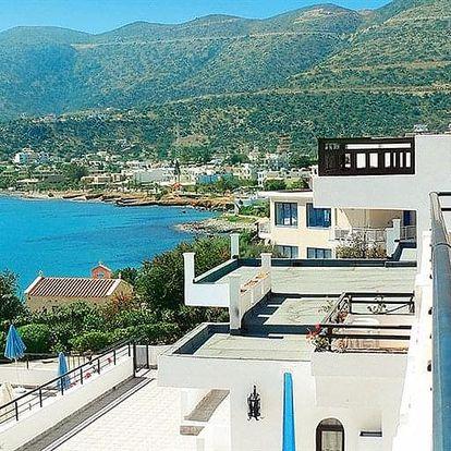 Řecko - Kréta letecky na 8-9 dnů, all inclusive