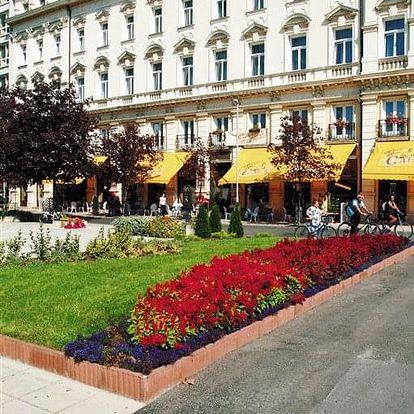 Maďarsko - Győr na 2 dny, snídaně v ceně