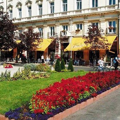 Maďarsko - Győr na 2-8 dnů, snídaně v ceně