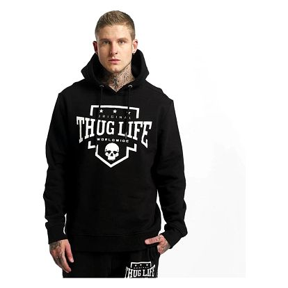 Thug Life / Hoodie Puma in black XL