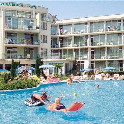 Bulharsko - Slunečné pobřeží letecky na 8 dnů, polopenze