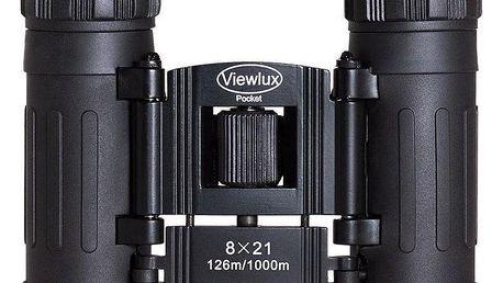Viewlux Pocket 8x21 černý (A4516)
