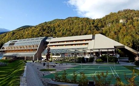 Slovinsko - Kranjska Gora na 4-8 dnů, polopenze