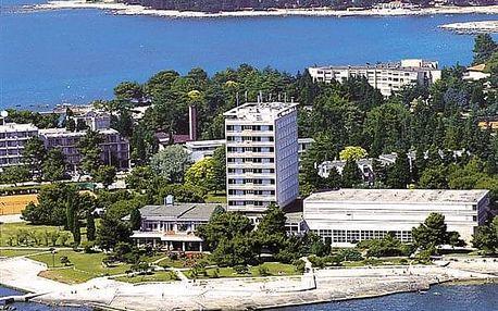 Chorvatsko - Umag na 8-10 dnů, polopenze