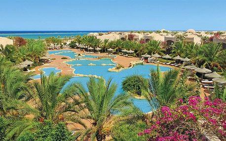 Egypt - Marsa Alam letecky na 8 dnů, all inclusive