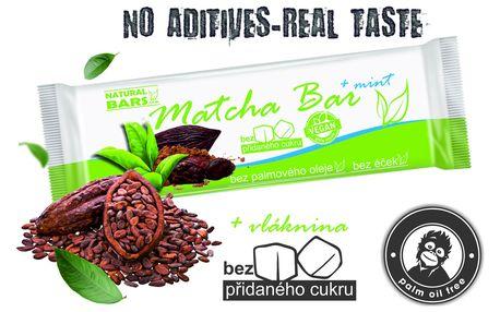 Přírodní proteinové smoothie, ořišky nebo balení proteinových tyčinek Natural Bars