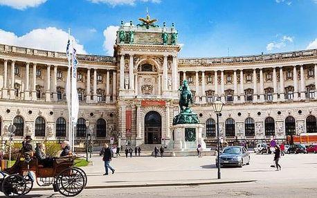 Advent ve Vídni / Vídeň - víkend vlakem, Evropa