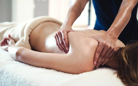 Zdravotní, hloubková či relaxační masáž: 60/90 min