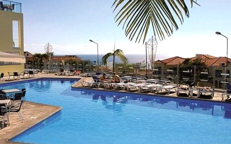 Portugalsko - Madeira letecky na 8-15 dnů, all inclusive