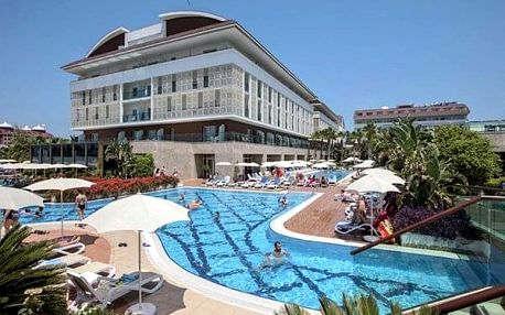 Turecko - Side - Manavgat letecky na 8-9 dnů, ultra all inclusive