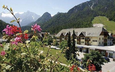 Slovinsko - Kranjska Gora na 4-8 dnů