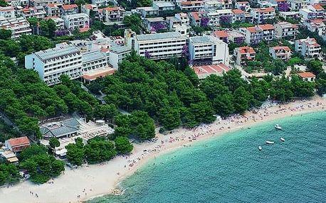 Chorvatsko - Makarska na 8-10 dnů, polopenze