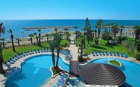 Kypr - Larnaca letecky na 8-15 dnů, polopenze
