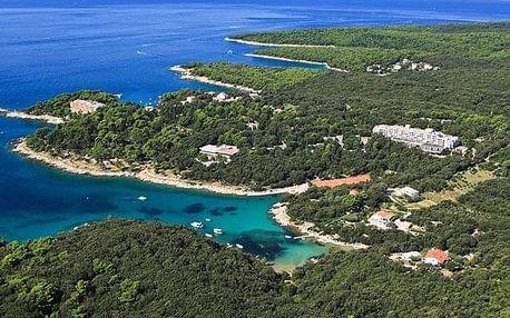 Chorvatsko - Rab na 8 dnů, polopenze