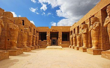 Egypt - Marsa Alam letecky na 8 dnů, plná penze