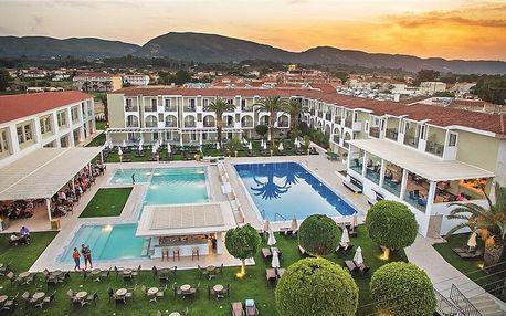 Řecko - Zakynthos letecky na 8 dnů, all inclusive