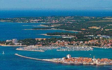 Chorvatsko autobusem na 10 dnů