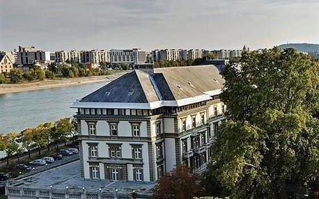 Maďarsko - Budapešť na 2 dny, polopenze