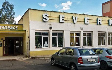 Pivo a utopenec v Severce ze seriálu MOST!