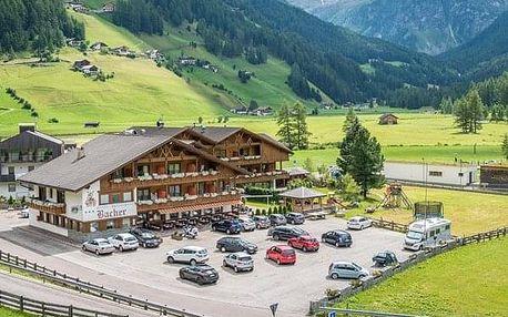 Itálie - Jižní Tyrolsko na 4-8 dnů, polopenze