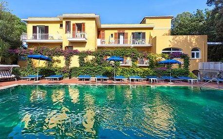 Itálie - Ischia na 8-10 dnů, polopenze