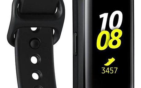 Fitness náramek Samsung Galaxy Fit černá (SM-R370NZKAXEZ)