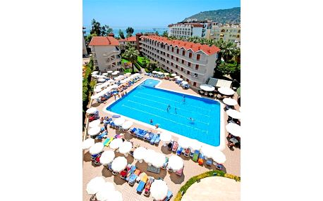 Turecko - Alanya letecky na 9 dnů, all inclusive