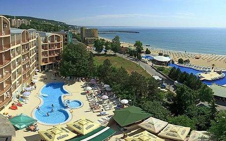 Bulharsko - Zlaté Písky letecky na 8-12 dnů, all inclusive