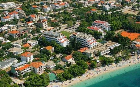 Chorvatsko - Gradac na 8-10 dnů, polopenze