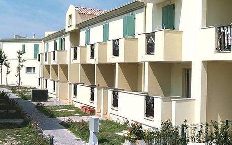 Itálie - Caorle na 8-9 dnů