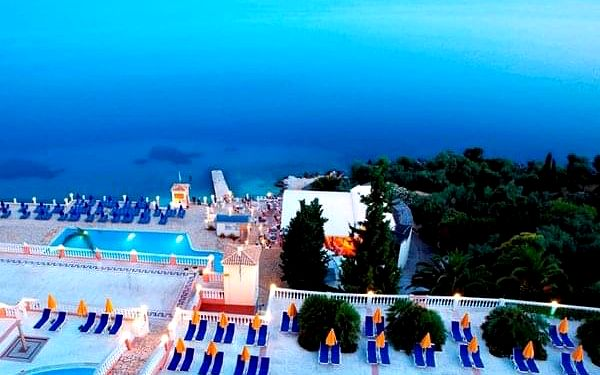 Hotel SUNSHINE CORFU HOTEL AND SPA, Korfu, letecky, all inclusive2