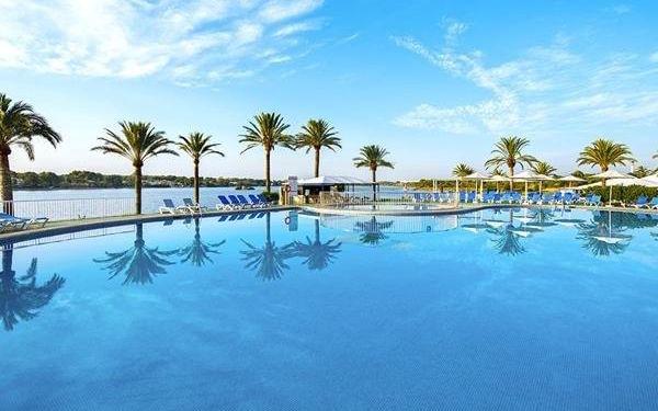Hotel BELLEVUE CLUB, Mallorca, letecky, all inclusive2