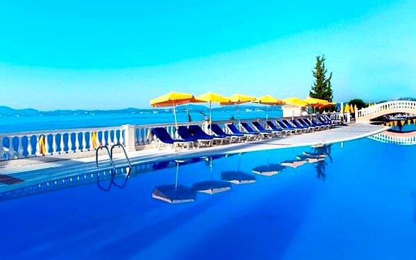 Hotel SUNSHINE CORFU HOTEL AND SPA, Korfu, letecky, all inclusive3