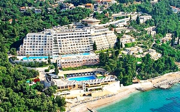 Hotel SUNSHINE CORFU HOTEL AND SPA, Korfu, letecky, all inclusive