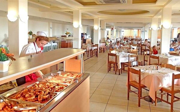Hotel Messonghi Beach, Korfu, letecky, all inclusive3