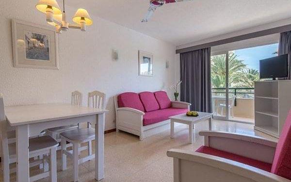 Hotel BELLEVUE CLUB, Mallorca, letecky, all inclusive5