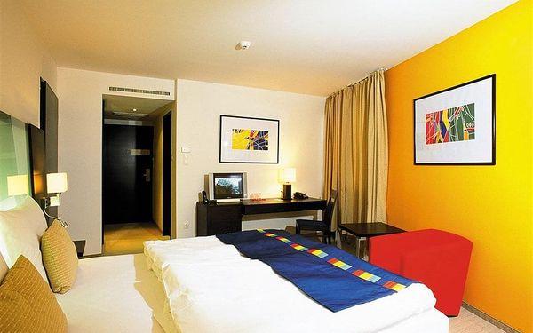 Hotel Park Inn Sárvár, Sárvár, vlastní doprava, polopenze5