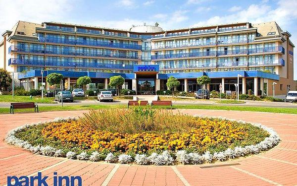 Sárvár ve 4* hotelu Park Inn – all inclusive a neomezený vstup do termálů v ceně