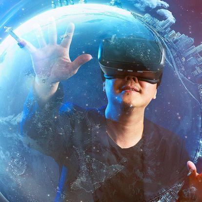 60 min. ve virtuální realitě HTC Vive Pro