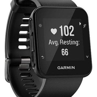 GPS hodinky Garmin Forerunner 35 černé (010-01689-10)