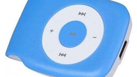 MP3 přehrávač SMARTON SM 1800 blue